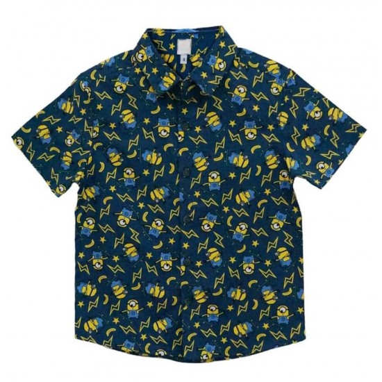 Boy's Casual Shirt with Collar