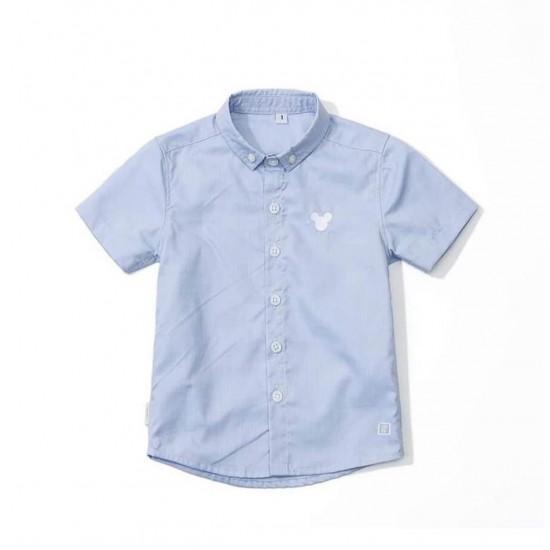 Boy's Casual Shirt with Collar Light