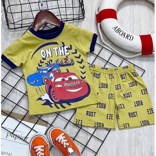 Boy's Jumping Beans Pyjama