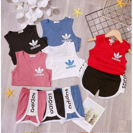 Baby Unisex Sporty Set