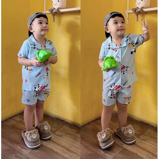 Boy's Satin Pyjama