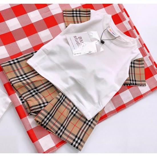 Boy's Burberry Fashion set