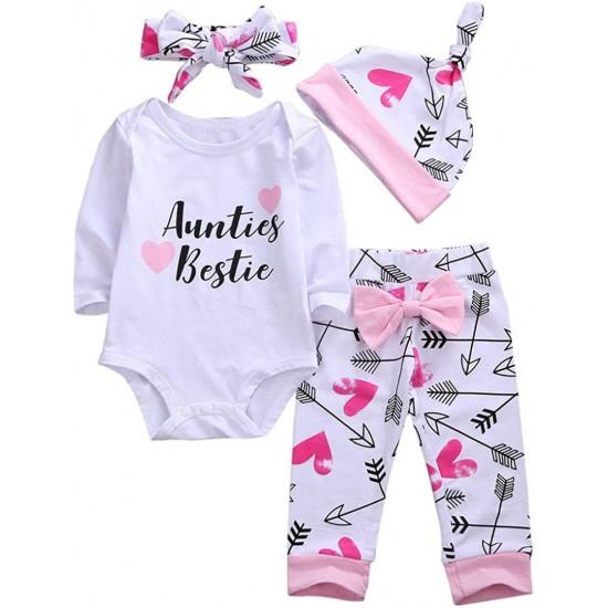 Baby Romper Fashion Set