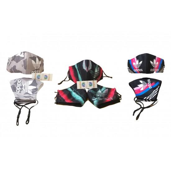 adidas fabric mask
