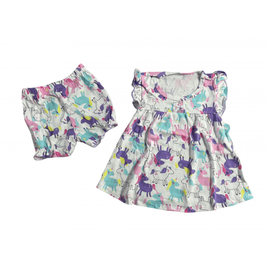 Kids and Baby Doll set
