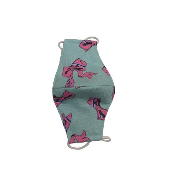 Fabric Mask Girly design